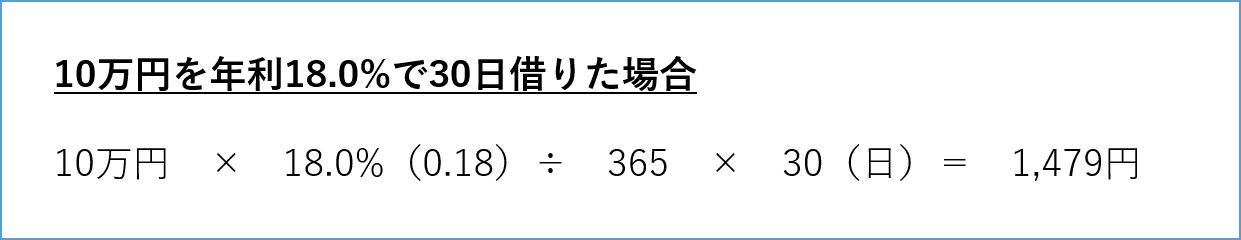30日間 10万円 1,479円
