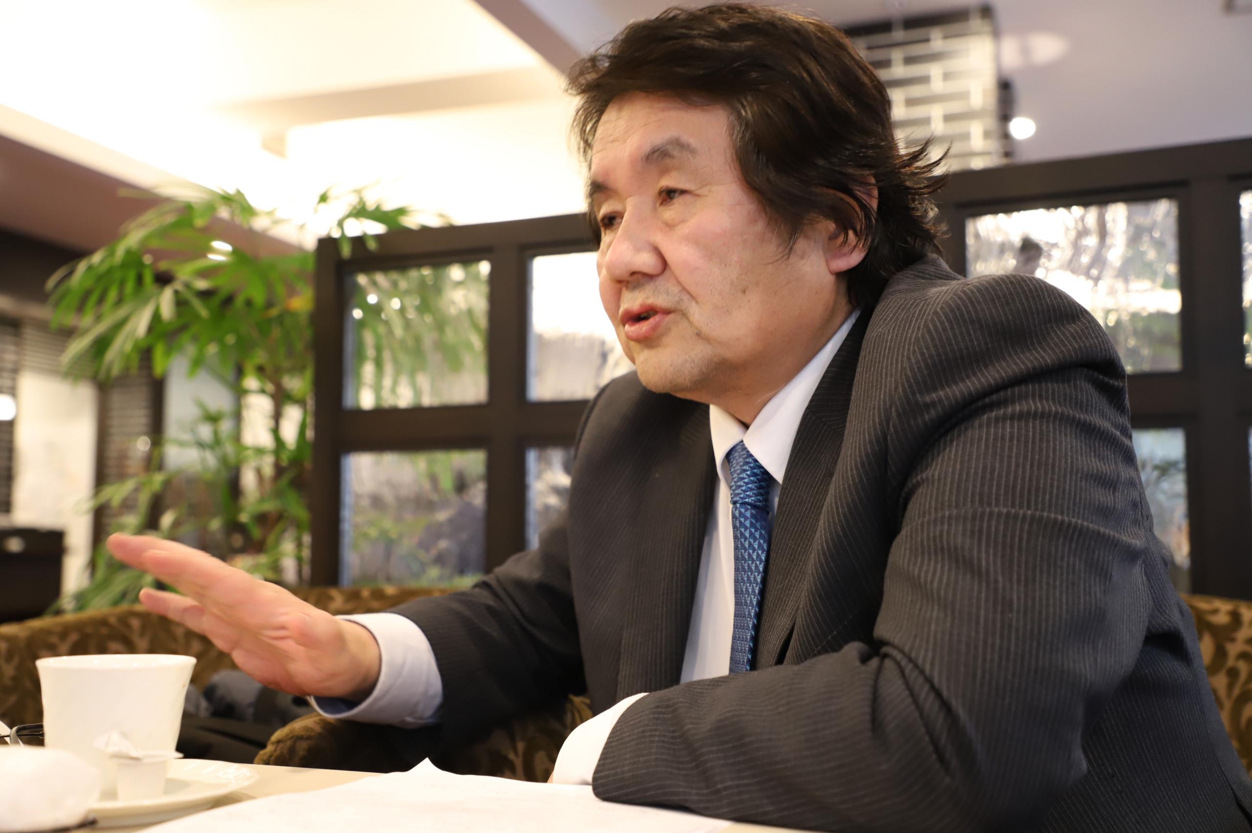 消費生活評論家・岩田昭男さん