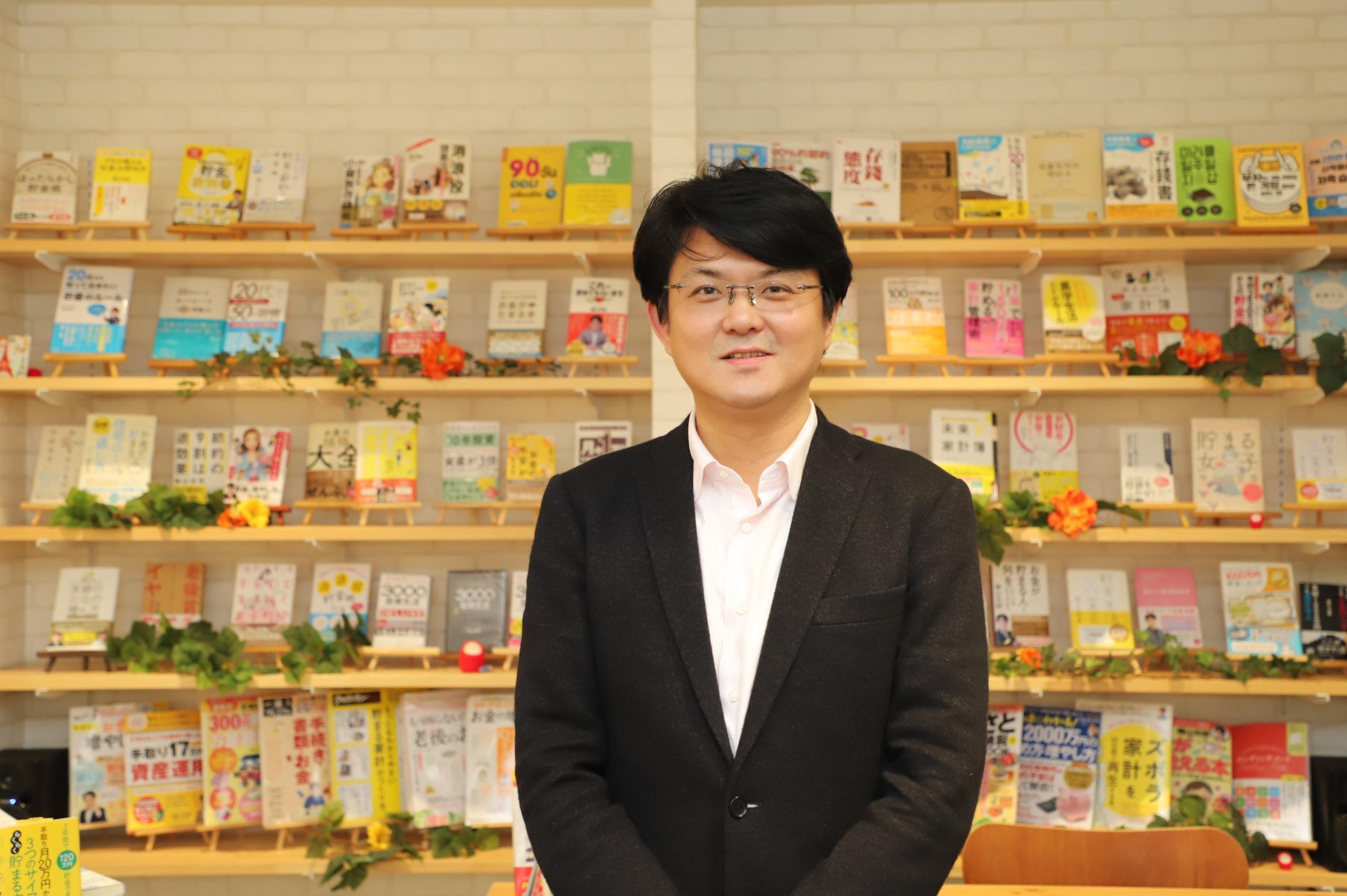 株式会社マイエフピー横山光昭氏