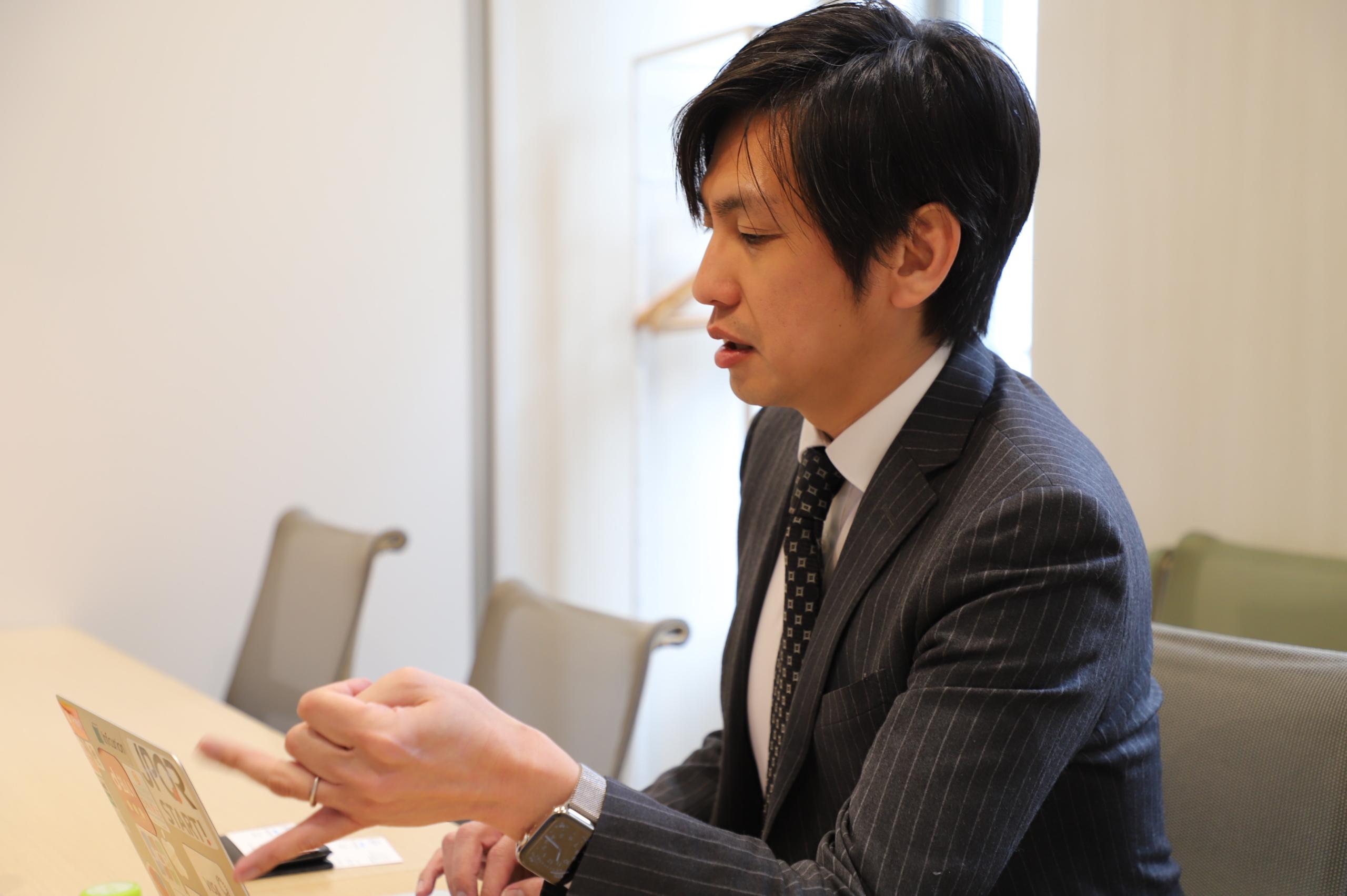 一般社団法人キャッシュレス推進協議会・福田好郎事務局長