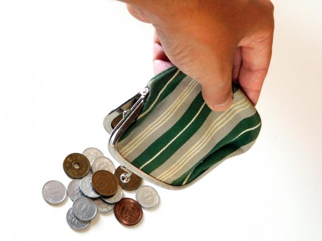 無職などで収入が安定せず本当にお金がない